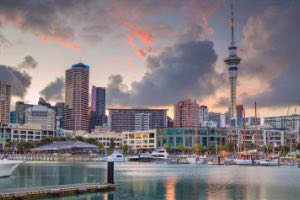 Auckland Neuseeland Waterfront