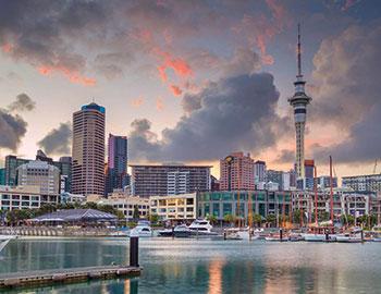 begleitete Reise Singapur Neuseeland