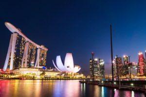 Singapur Marina Bay Sands Hotel
