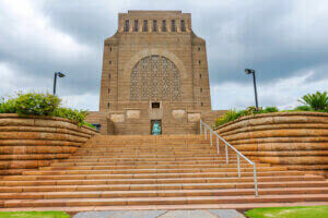 Geführte Kleingruppenreise Pretoria african Monument